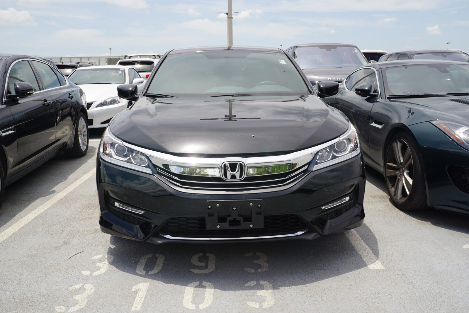 Honda Accord Sport Special Edition >> Pre Owned 2017 Honda Accord Sport Special Edition 4d Sedan In Austin