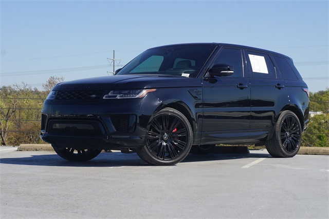 Certified Pre-Owned 2018 Land Rover Range Rover Sport 5.0L V8 Supercharged Autobiography