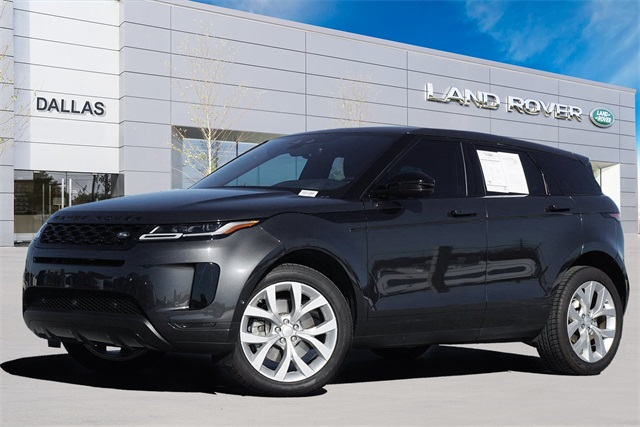 Certified Pre-Owned 2020 Land Rover Range Rover Evoque SE