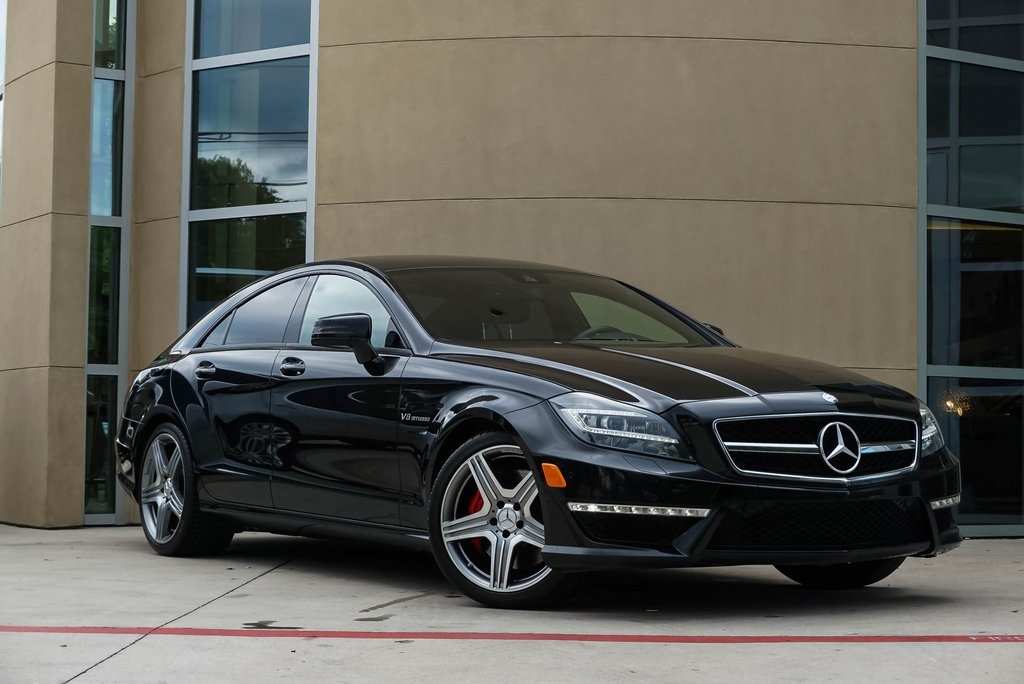 Pre-Owned 2012 Mercedes-Benz CLS CLS 63 AMG®