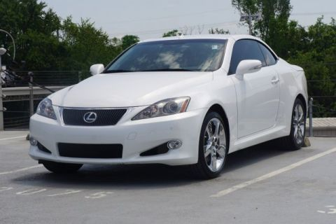 Pre-Owned 2010 Lexus IS 350 C
