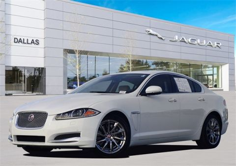 Certified Pre-Owned 2015 Jaguar XF Premium