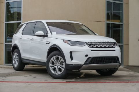 New 2020 Land Rover Discovery Sport Standard