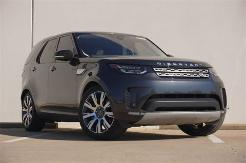 Certified Pre-Owned 2018 Land Rover Discovery HSE Luxury