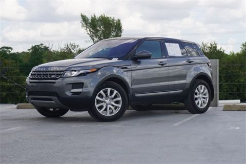 Certified Pre-Owned 2015 Land Rover Range Rover Evoque Pure